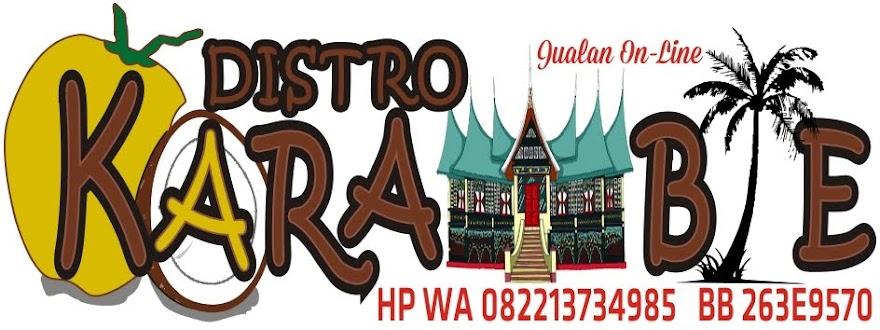 DISTRO KARAMBIE MENERIMA PESANAN ONLINE SELURUH INDONESIA