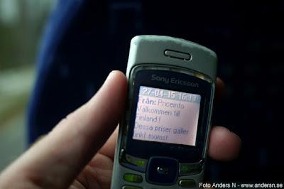 Välkommen till Finland SMS