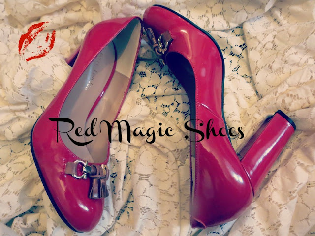 Red Magic Shoes