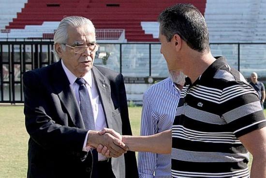 Jorginho foi apresentado como técnico do Vasco na manhã desta segunda-feira