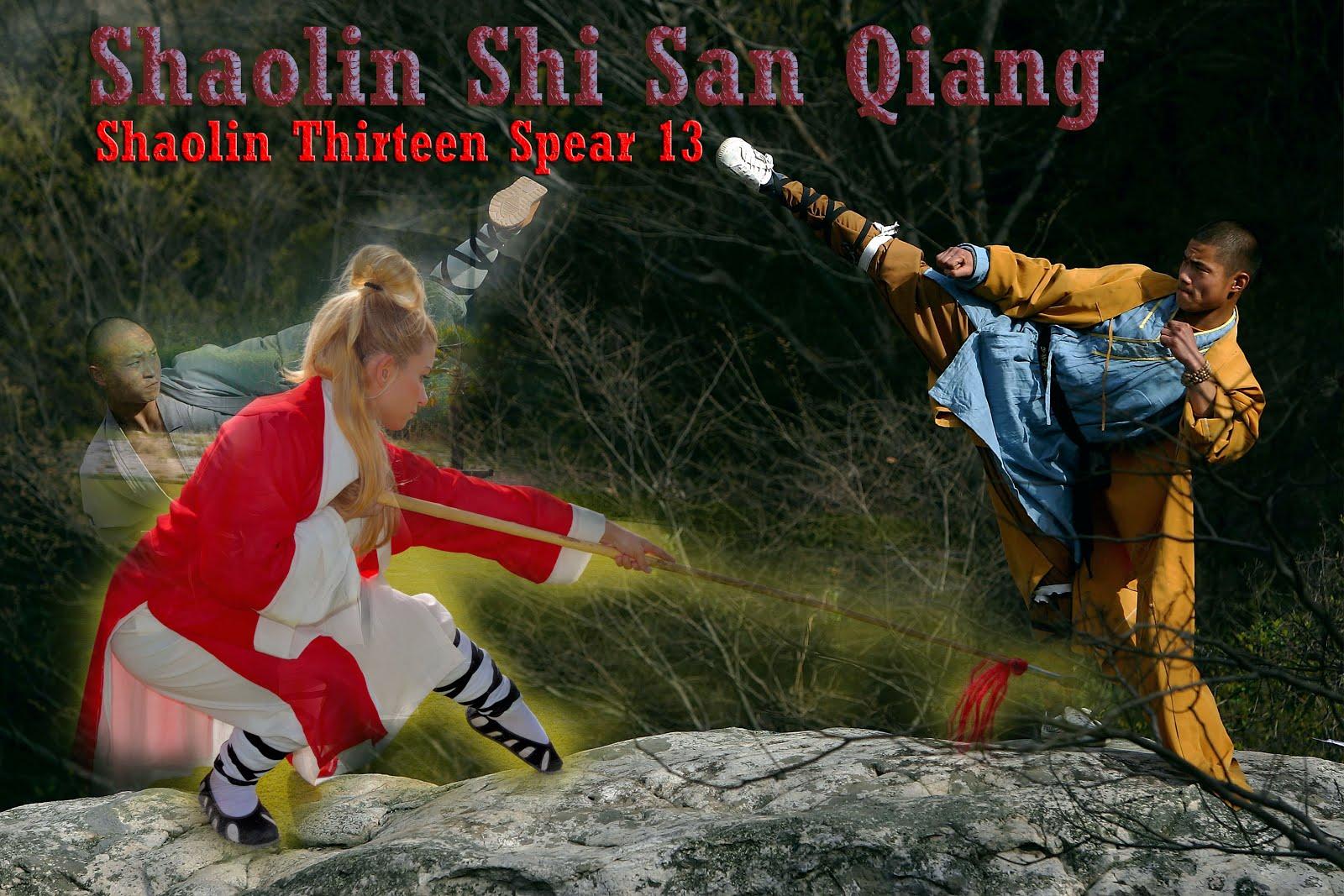 Clases de Kung-Fu y Sanda Azuqueca de Henares - Alcala de Henares - GrandMaster Senna y Paty-Lee.