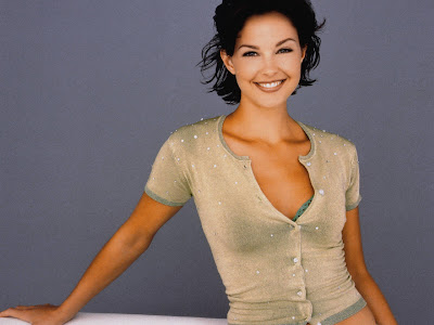 Ashley Judd High Definition Wallpaper