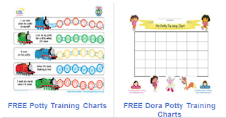 Free Potty Training Resources