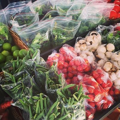 Saturdays at Ramsgate Organic Foodies Market, Sydney