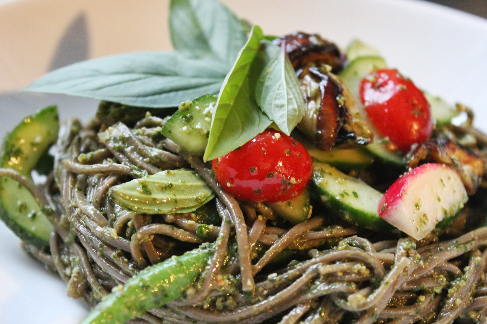 Ottolenghi Soba Noodles Recipe — Dishmaps