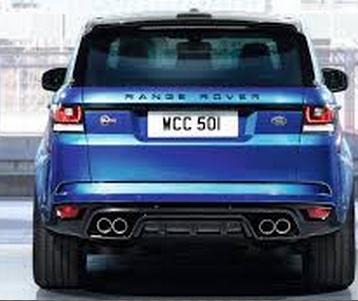 Land Rover Range Rover Sport SVR Dealer