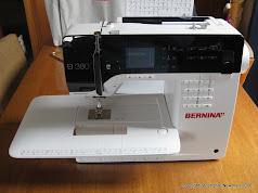 Travel machine Bernina 380