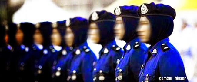 PDRM Minta Henti Sebar Gambar Tanpa Seurat Benang Konstabel Polis Perempuan