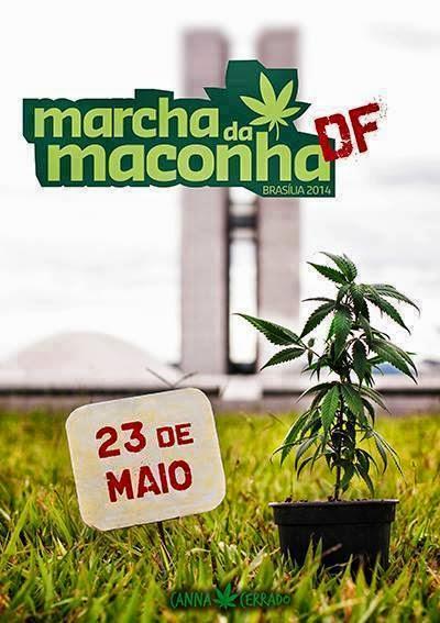 Marcha da Maconha - Brasília | 2014