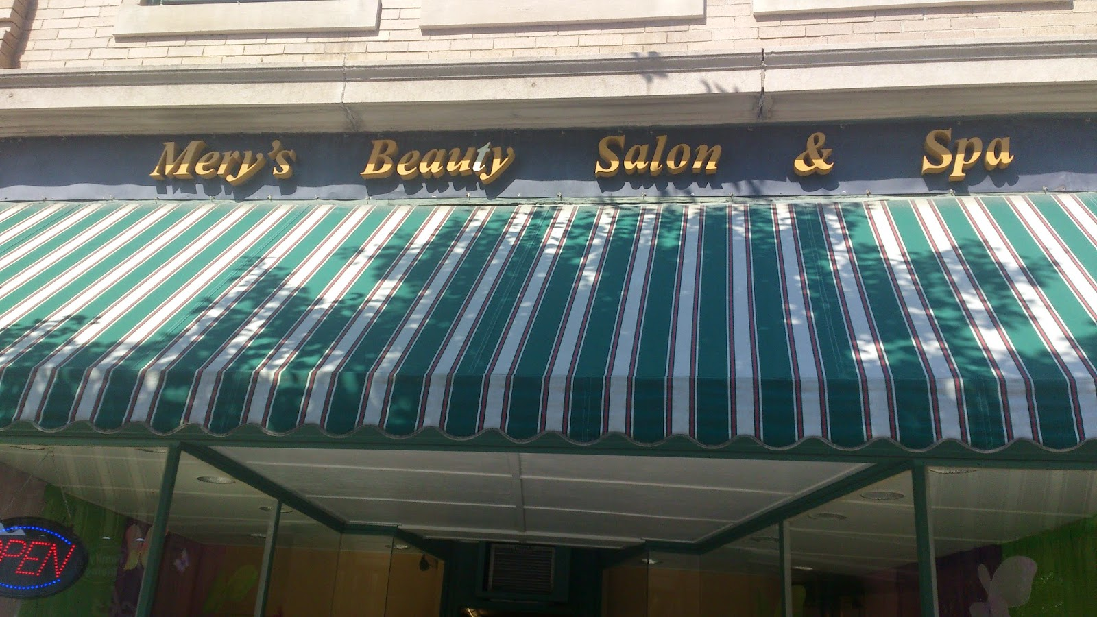 Mery's Beauty Salon & Spa, Milford. Ma