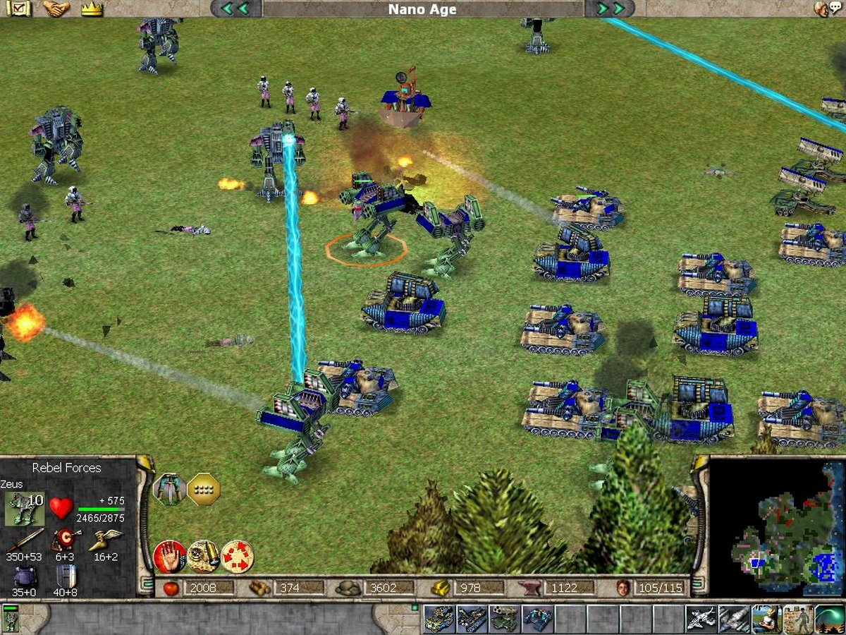 empire earth also known as ee is a real time strategy computer game