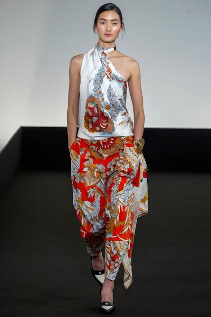Hermes Ann Valerie Hash Isabel Marant Paris Fashion Week 2012, Spring 2013 Ready to Wear, scarf prints