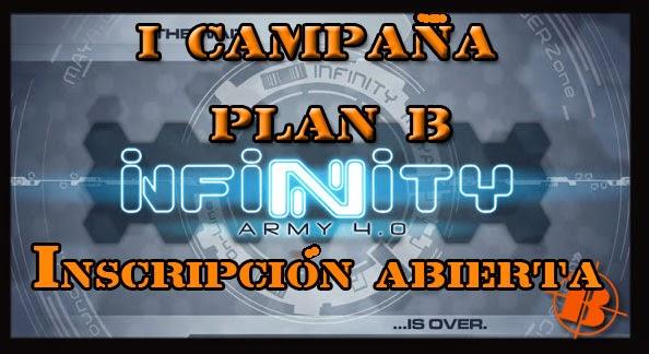 I Campaña Infinity- Acceso a la esfera