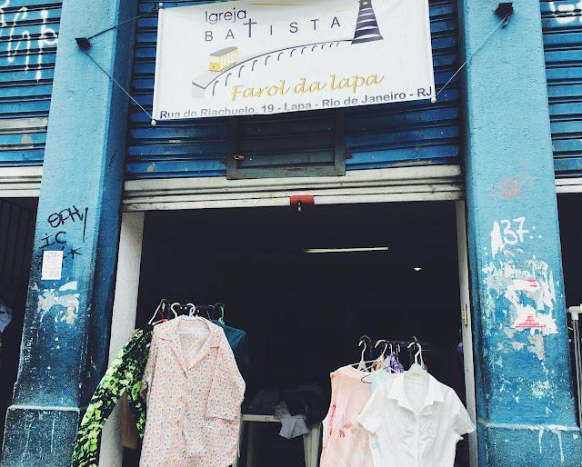 vintage shopping rio