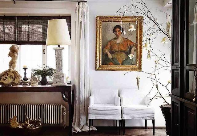 Artystyczne dekoracje i dodatki