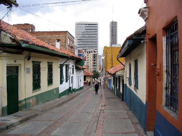 Barrio la candelaria bogot viajes fabulososviajes for Barrio ciudad jardin norte bogota