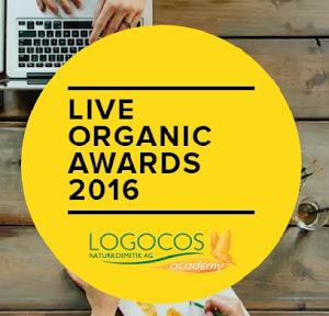 LIVE ORGANIC AWARDS 2016