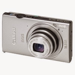 eBay: Buy Canon IXUS 240 HS 16.0 MP Digital Camera at Rs.6295
