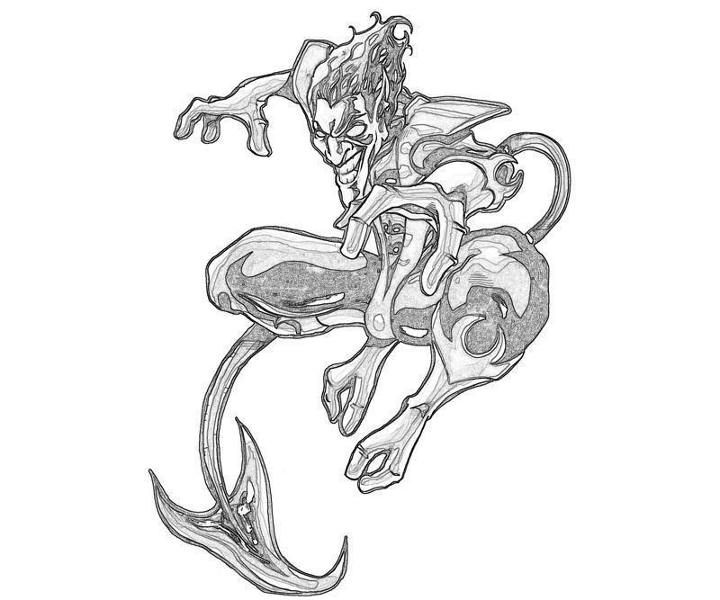 Nightcrawler Sketch Supertweet Nightcrawler Coloring Pages