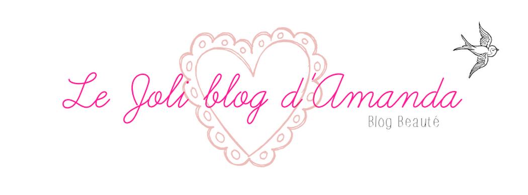 Le Joli Blog d'Amanda