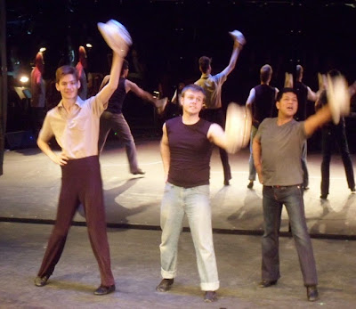 """A Chorus Line"" – DMTC – Tuesday Night Rehearsal"