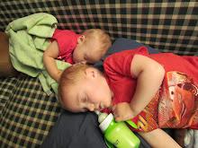 Max just LOVES his baby sister Magdalena!!!