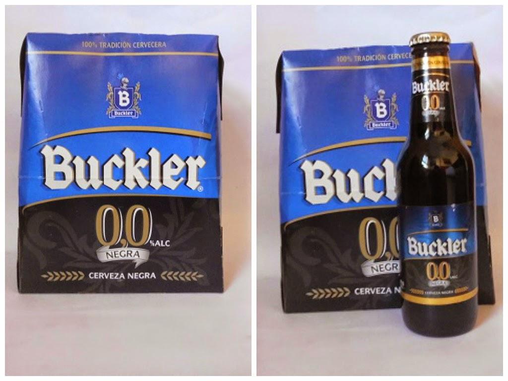 buckler 0,0 cerveza negra