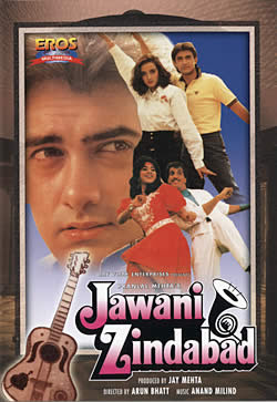 Jawani Zindabad 1990 Hindi Movie Watch Online