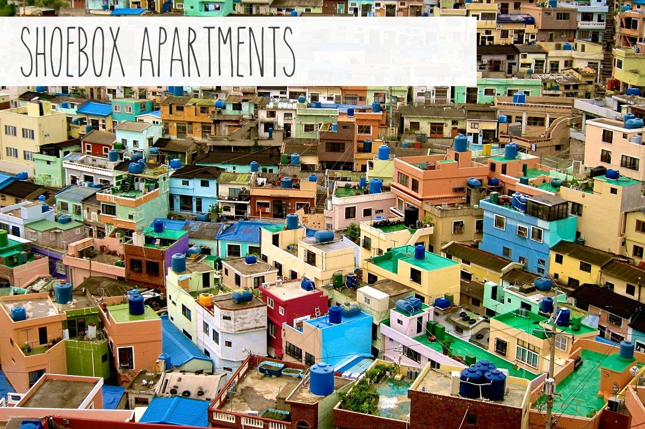 asian apartments