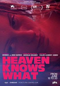 Heaven Knows What (2014) Vidio21