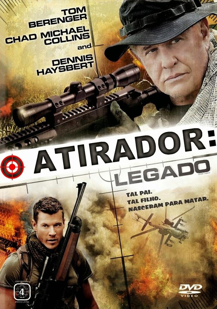 O Atirador: Legado – Dublado (2014)