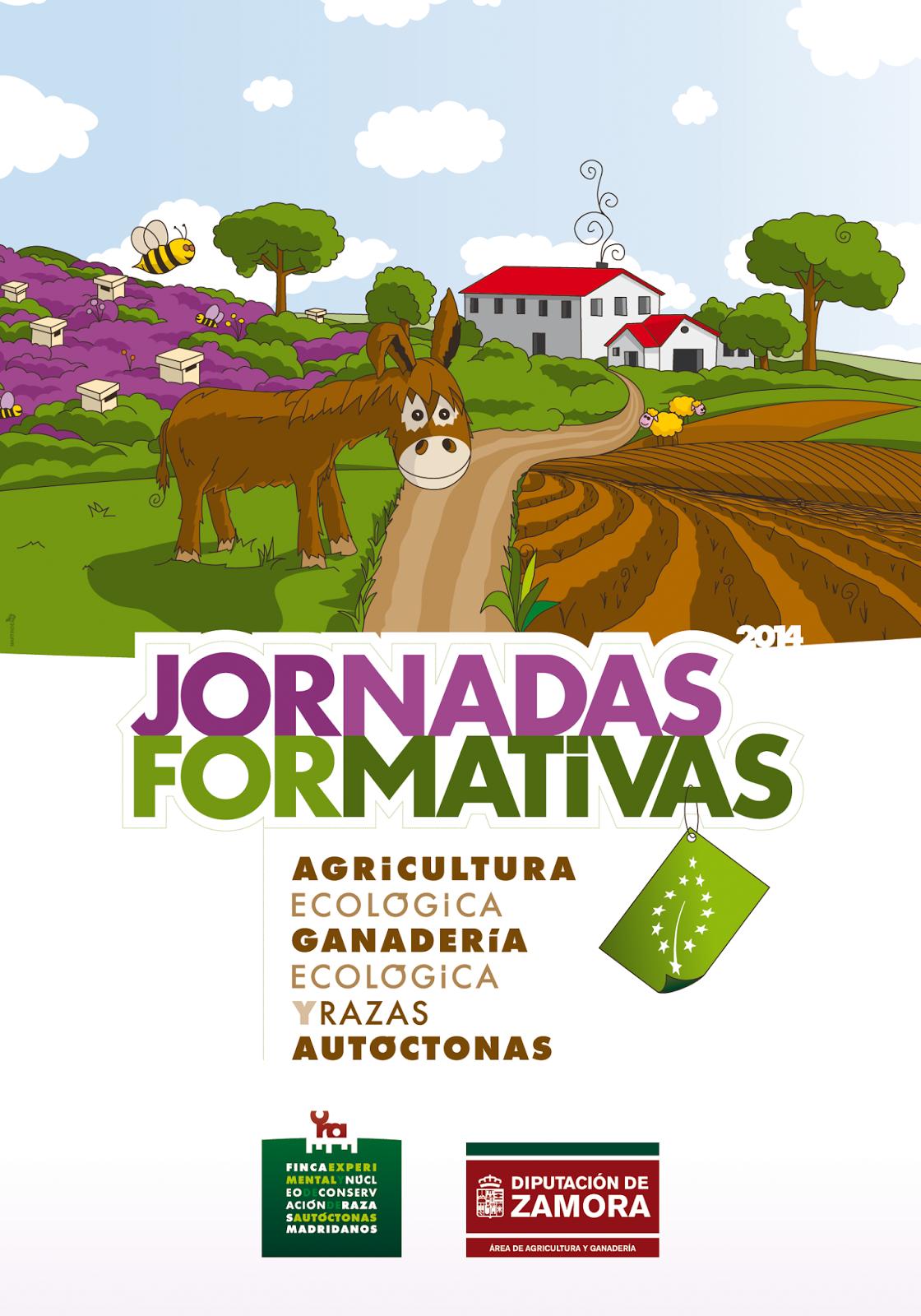 jornadas formativas ecológicas 2014