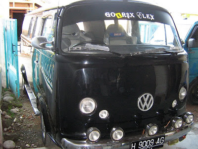 vw kombi modifikasi
