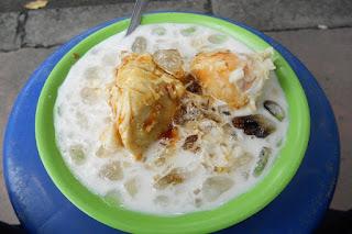 Es Dempo Durian Khas Malang