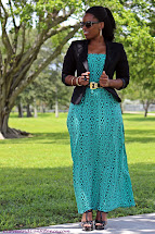 Maxi Dress with Blazer Outfits