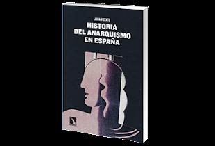 """ESTE ES MI ÚLTIMO LIBRO: """"Historia del anarquismo en España""""."""