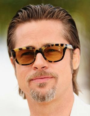 95cffa2732 Brad Pitt Tom Ford Sunglasses