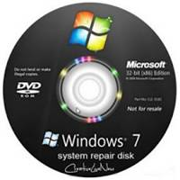 Cara Membuat CD DVD Recovery Repair Windows 7