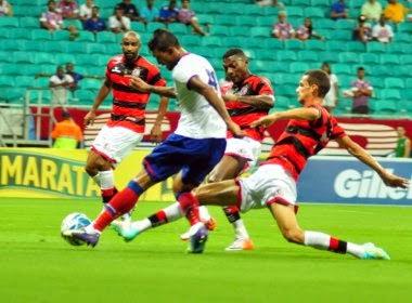 Bahia vence o Campinense pela Copa do Nordeste