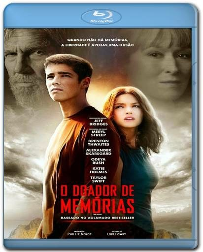 Download O Doador de Memórias 720p + 1080p Bluray BRRip + AVI Dual Áudio + RMVB Dublado BDRip Torrent