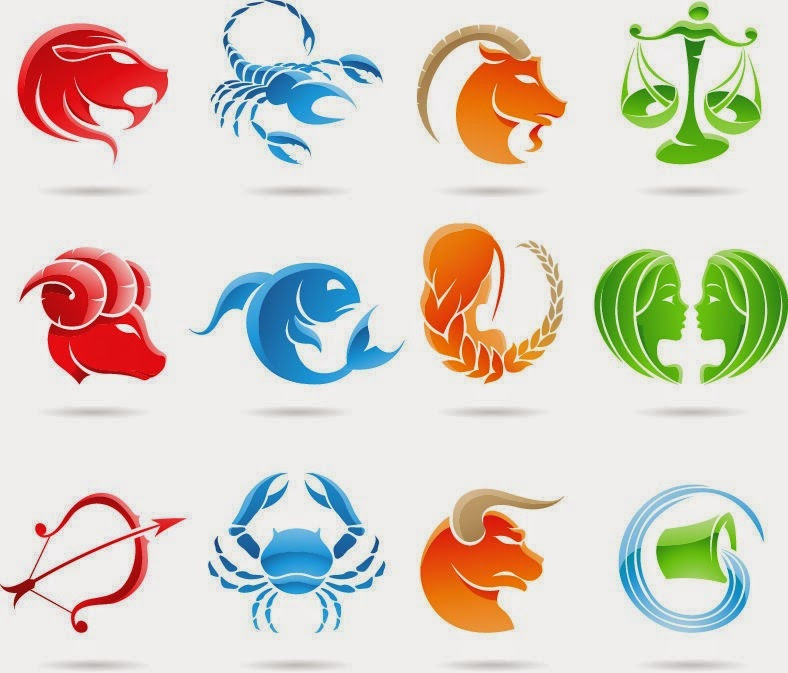 Zodiac Signs in HTML