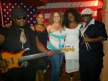 D Bazz, Tanya Ti'-'et, Charity Lockhart  & JB