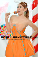 Foto Harazchieka Dewi (BFN Candy) di Popular World