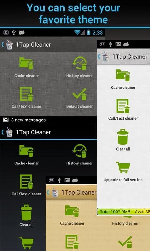 1Tap Cleaner Pro v2.40 Patched