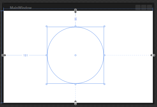 how to make an ellipse in unity