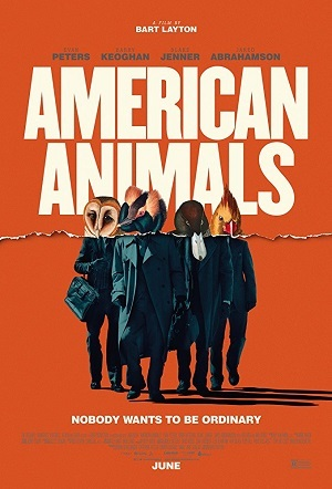 American Animals - Legendado Torrent