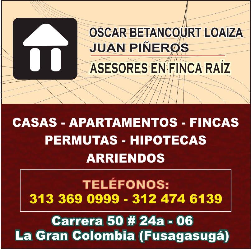 ASESORES FINCA RAÍZ
