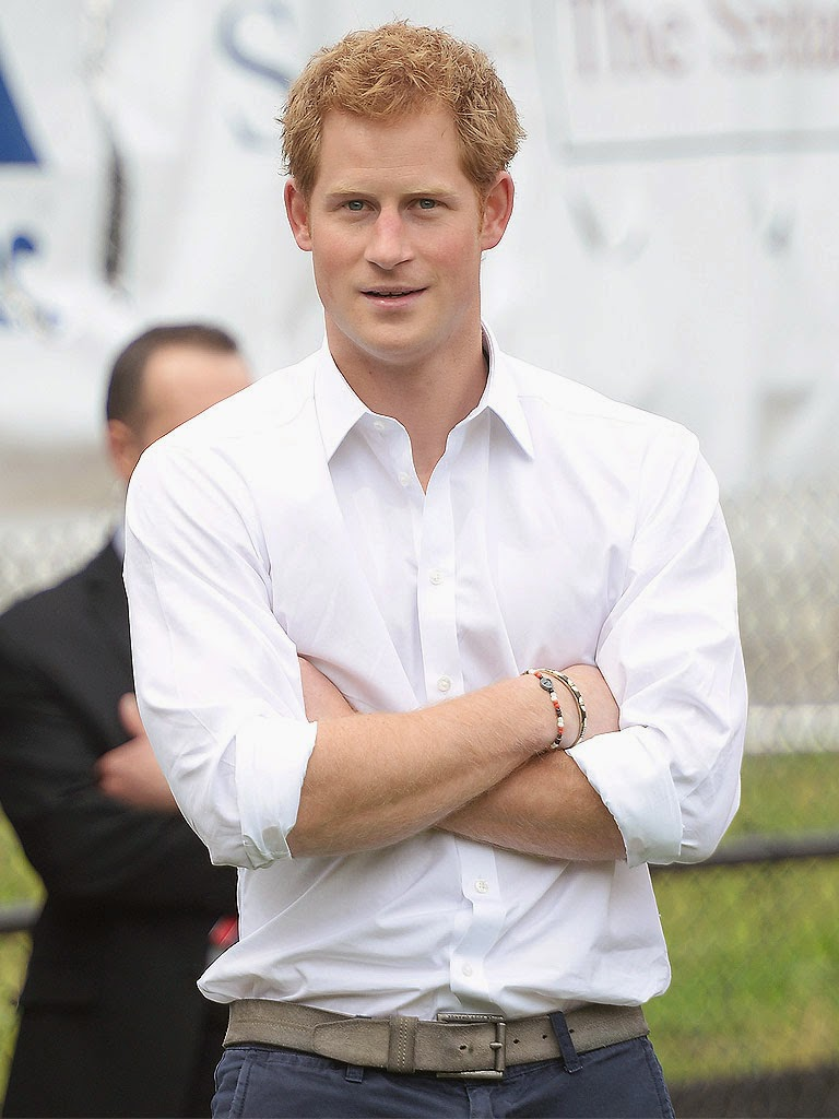 Ben Aquila\'s blog: Prince Harry promises to call a gay man if his ...