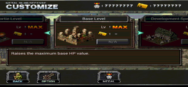 Cheat Game Metal Slug Defense v1.80 Apk