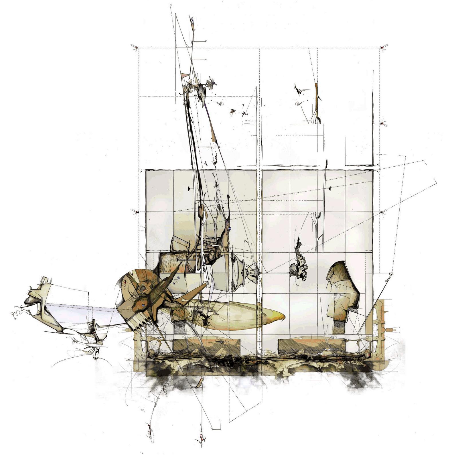 Dan Slavinsky And Some Beautiful Drawings